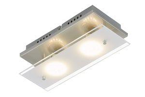 Briloner 3596-022 LED Deckenlampe Deckenleuchte Deckenstrahler Lampe Leuchte