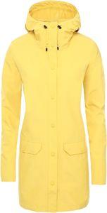 The North Face Woodmont Regenjacke Damen bamboo yellow Größe L