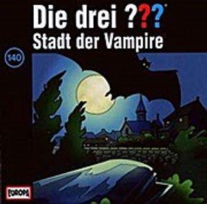 Die Drei ???-140/Stadt der Vampire
