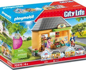PLAYMOBIL, Mein Supermarkt, City Life, 70375