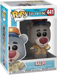 Disney Talespin - Baloo 441 - Funko Pop! - Vinyl Figur