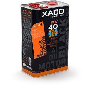 XADO 10W40 Black Edition - Motorenöl Premium Verschleißschutz Motoröl