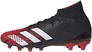 Adidas Predator 20.1 Ag Cblack/Ftwwht/Actred 11