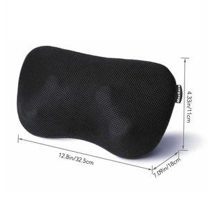 MaxKare Massagekissen Shiatsu Massagegeräte  Nacken Schulter Rücken Elektrische