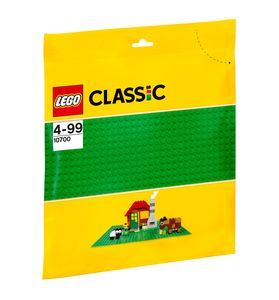 LEGO® Classic Grüne Bauplatte, 10700