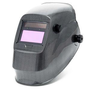 Automatik Schweißhelm Carbon Solar Schweißschild Schweißmaske Schweißschirm