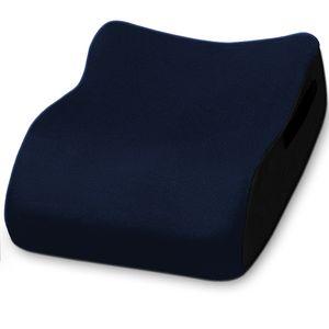 Universal Auto Kindersitzerhöhung ECE44/04 Autositz Sitzerhöhung Kinderautositz, Farbe:Navyblau