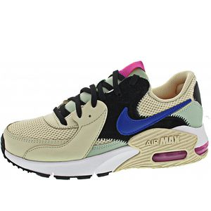 Nike Wmns Nike Air Max Excee Fossil/Hyper Blue-Pistachi 8