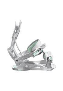 Flow Juno Snowboard Bindung Farbe: White, Schuh Größe: L