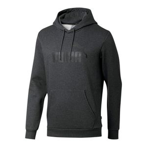 Puma Essentials Big Logo Fleece Hoodie - Gr. M