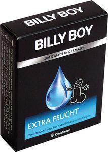 Billy Boy feucht, transparent 3 Kondome