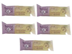 Le Petit Marseillais Flüssigseife Lavendel 5 x 250 ml Nachfüllpack aus Frankreich