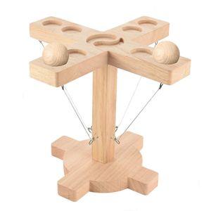 Trinkspiele für Erwachsene Party, 4 Spieler Ring Toss Spiele Spielzeug, Indoor Outdoor Home Bar Ring Toss Hooks Spiel
