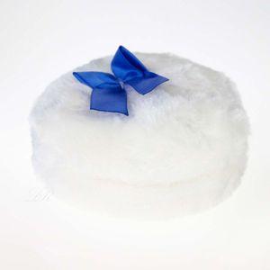 PAGLIERI Felce Azzurra Körperpuder + Schwämmchen 250 g