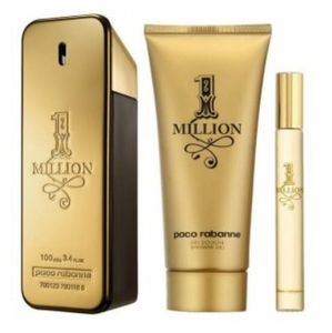 Paco Rabanne 1 Million EdT 100ml + Deodorant 150ml + EdT 10ml