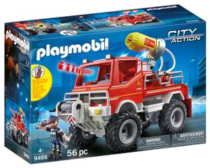PLAYMOBIL City Action 9466 Feuerwehr-Truck