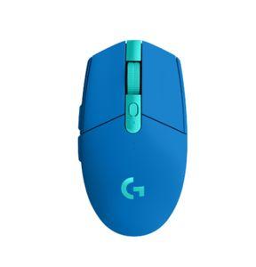 Logitech G304 Lightspeed kabellose blaue Gaming-Maus