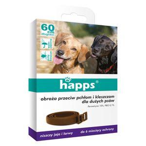 Zeckenhalsband für Hunde Halsband gegen Flöhe und Zecken Verstellbar - Für große Hunde