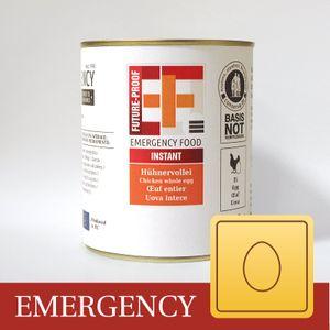 EF Emergency Food - Hühnervolleipulver 300g