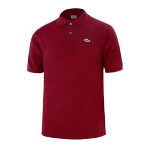 Lacoste Poloshirt rot XL