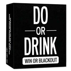 Schiff aus Deutschland Do or Drink - Drinking Card Game for Adults Trinkspiel Partyspiel Kartenspiel