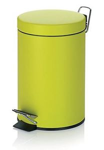 Kela Kosmetikeimer Willow Metall grün 26cm 17cmØ 3l, 22726