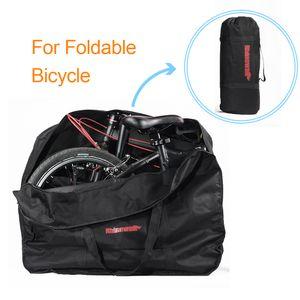 20 Zoll Fahrrad Reisetasche Fahrrad Tragetasche Outdoor Faltrad Aufbewahrungstasche für Transport Flüge Auto Zug Reise Faltrad Tasche