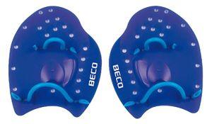 BECO Power Handpaddles blau / M 1 Paar