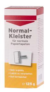 Normal Kleister für normale Papiertapeten, 125 g