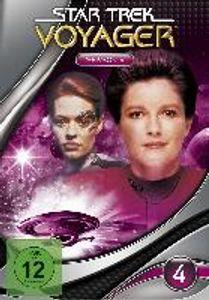 Star Trek - Voyager/Season-Box 4  [7 DVDs]