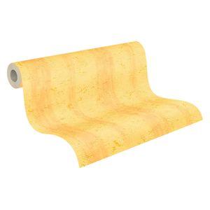 A.S. Création Vliestapete  New Walls Gelb Orange Streifen 319210