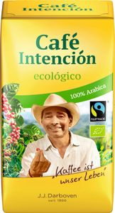 Café Intención ecológico | Fairtrade | gemahlen | 500g