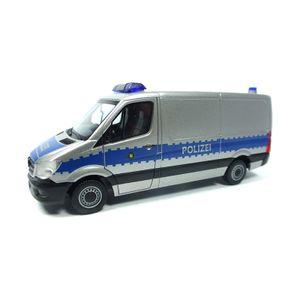 """Herpa 094238 Mercedes Benz Sprinter """"Polizei Sachsen"""" Maßstab 1:87"""