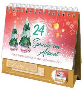 """ROTH Sprüche-Adventskalender """"Tanne"""""""