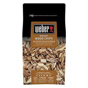 Weber Räucherchips Whiskey 700g