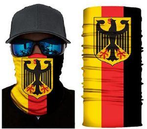Schlauchschal Multifunktionstuch Mundschutz Neckwarmer Rundschal Schal Halstuch Motorrad Maske Gesichtsschutz Bandana Deutschland Germany