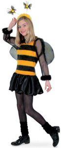 Biene Bienen Bienchen Kinder Karneval Fasching Kostüm 116
