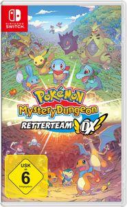 Pokemon Mystery Dungeon: Retterteam DX - Nintendo Switch