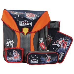 Scout Limited Edition Nano Schulranzen-Set 5-tlg.