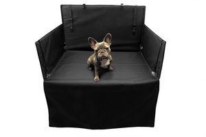 Auto Hundedecke Schutzdecke Hund Kofferraumschutz Wasserdicht, Ladekantenschutz, Größe:L