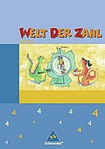 Welt der Zahl - Ausgabe 2007 Bayern: Schülerband 4