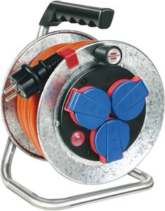 Brennenstuhl Garant S Kompakt IP44 Kabeltrommel 10m AT-N07V3V3-F 3G1,5, 1072900