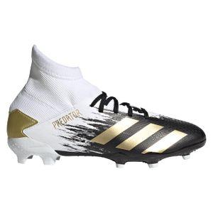 adidas Kinder Fußballschuhe Predator Mutator 20.3 FG Schwarz / Weiß / Gold 36 2/3
