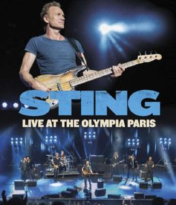 Sting-Live At The Olympia Paris (DVD)