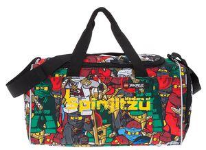 Lego Ninjago Sporttasche Comic pass. zum Schulranzen