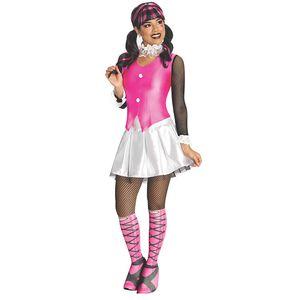 Monster High Damen Kostüm (Draculaura) Größe: S (36/38)
