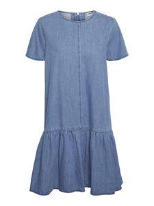 Noisy may NMEMILIA S/S DRESS MB NOOS 217007 Medium Blue Denim XS