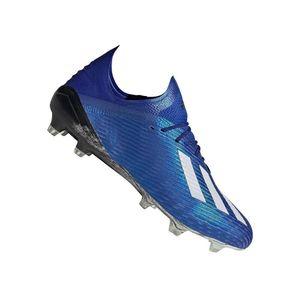 adidas X 19.1 FG Herren - blau 46 2/3