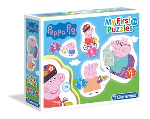 Clementoni Puzzle My First PuzzlesPeppa Pig 30 Teile