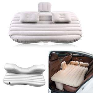 Aufblasbar Auto Luftmatratze Doppel Luftbett Rückbank+ Luftpumpe Für Ruhe Schlaf Reise Camp